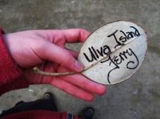 Ulva Island Water Taxi Ticket