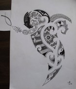 my design for the tattoo