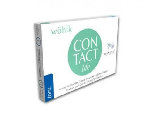 Contact Life Toric