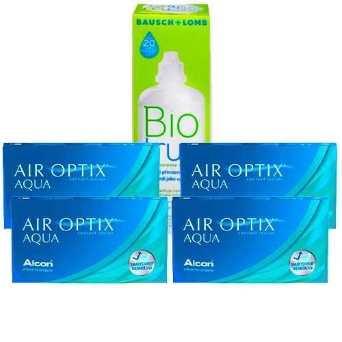 Air Optix Aqua Kampanya