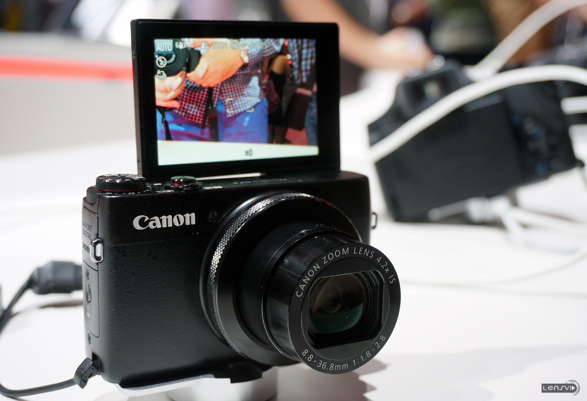 Canon G7X vs. Sony RX100 MK III Camera Shootout - LENSVID