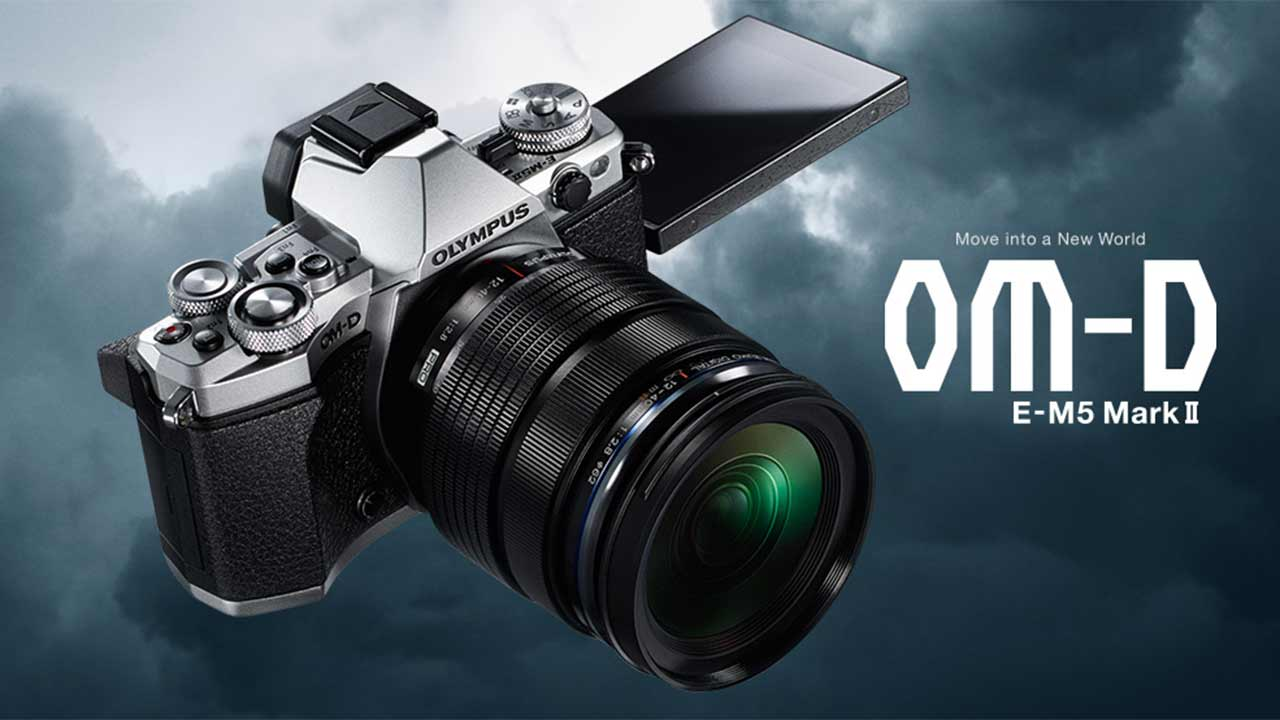 Olympus OM D E M5 Mark II Hands On Review LensVid