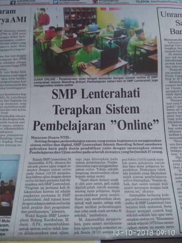 sekolah online