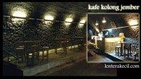Cafe Kolong Jember