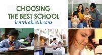 Memilih Sekolah Terbaik untuk Anak