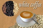 kopi putih (white coffee)
