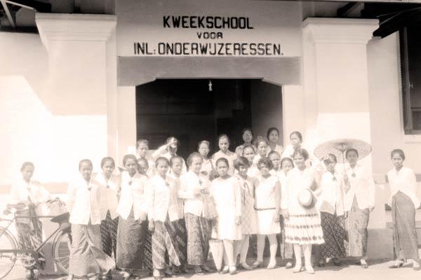 Sekolah Pendidikan Guru (Kweekschool)