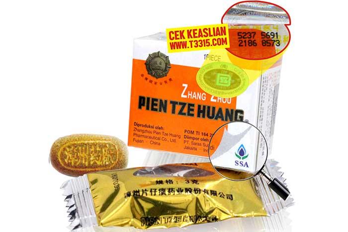Membeli Pien Tze Huang di SSAbadi