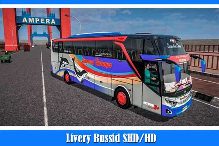 Download Livery Bussid SHD/HD