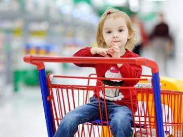 anak perlu diajari berbelanja