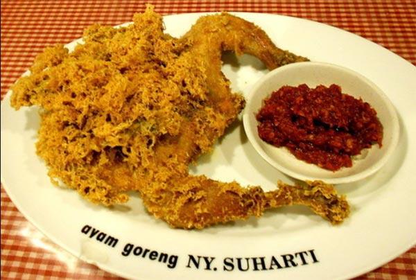 Ayam Goreng Klasik Ny Suharti