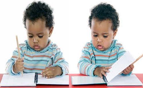 Balita Pintar Membaca Dan Menulis