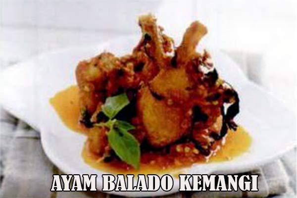 Ayam Balado Kemangi