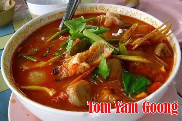 Resep Tom Yam Goong