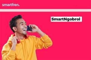 Paket Bebas Telpon SmartNgobrol