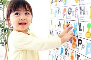 belajar bahasa Inggris sejak dini