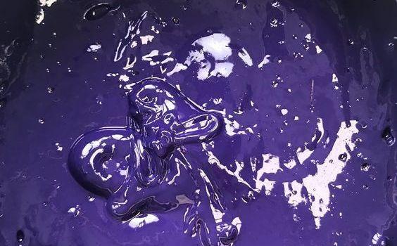 macam macam warna ungu