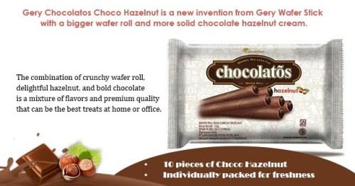 Contoh iklan dalam bahasa inggris chocolatos