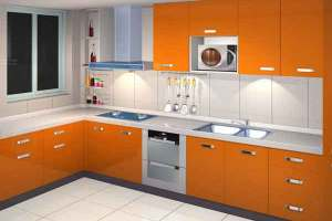 menata ruang dapur sempit