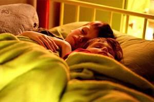 pengaruh lampu saat tidur