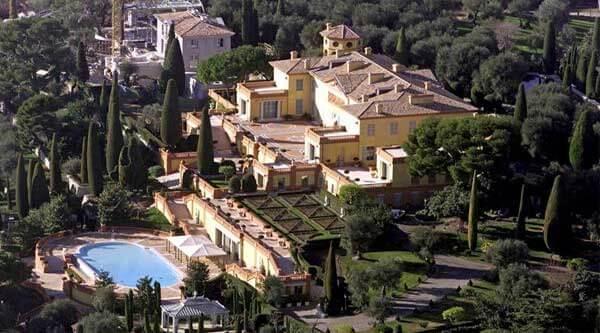 Villa Leopolda