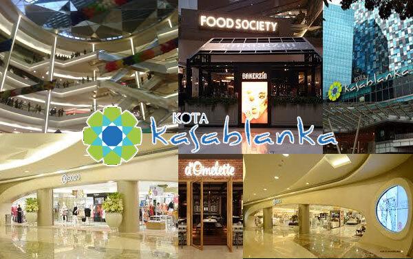 Kota Kasablanka Mall di  Jakarta