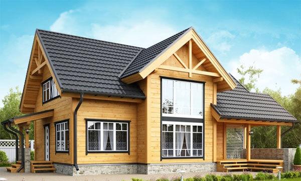 Prinsip Dasar Membuat Rumah Kayu