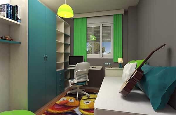 Dekorasi Untuk Kamar Tidur Remaja