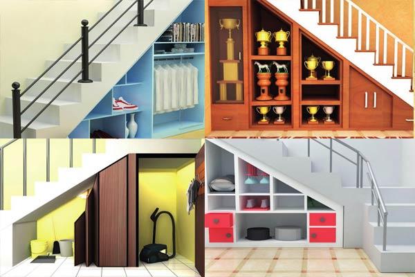 Tips ruang bawah tangga