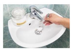 three steps to unclogging your drain