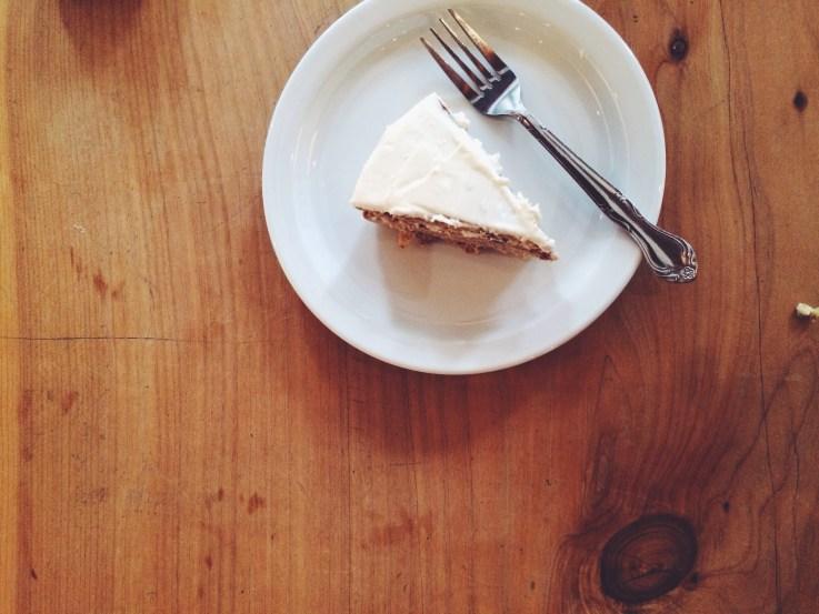 Slice by Slice - Hummingbird Cake