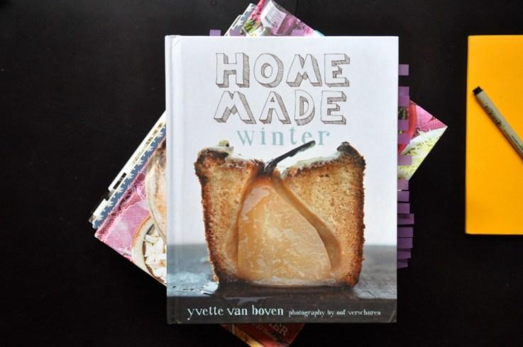 Yvette Von Boven's HomeMade Winter