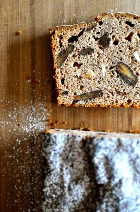 Honey-Nut Date Bread