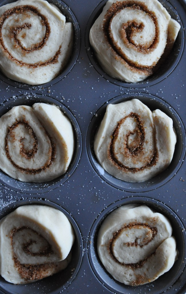 Up Close: Morning Buns