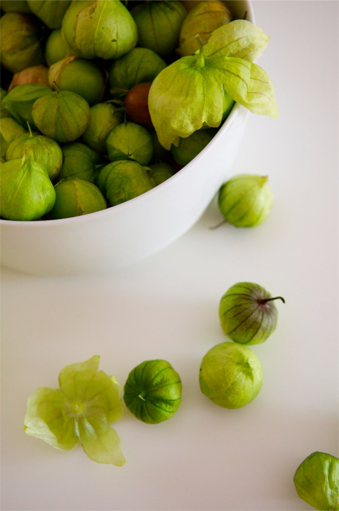 So Many Tomatillos