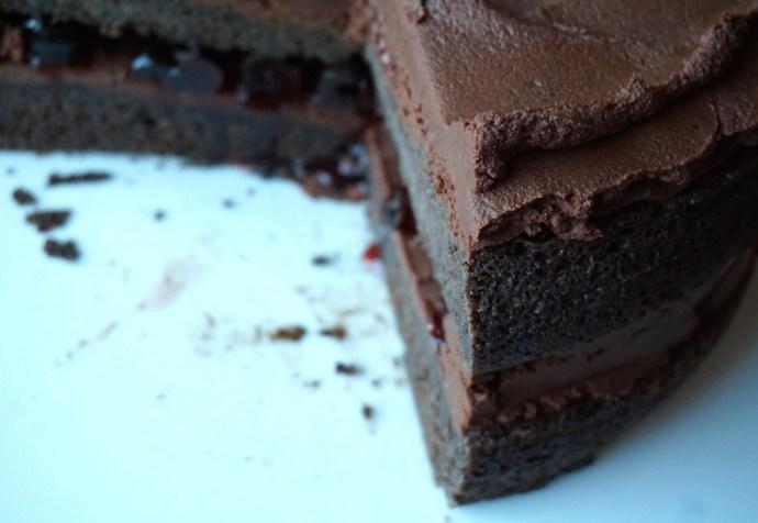Tomboy Birthday Cake