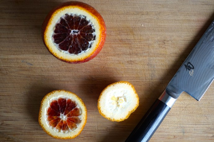 Blood Orange First Blood