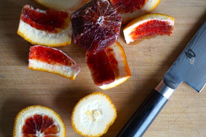Blood Orange Supremes