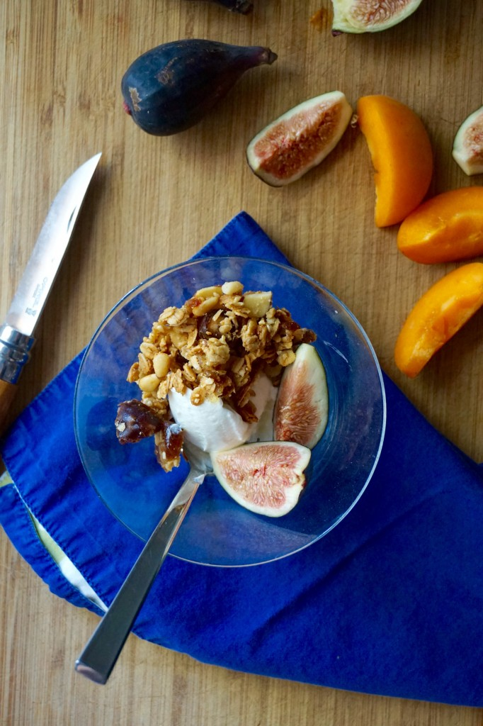 Fennel + Honey Granola