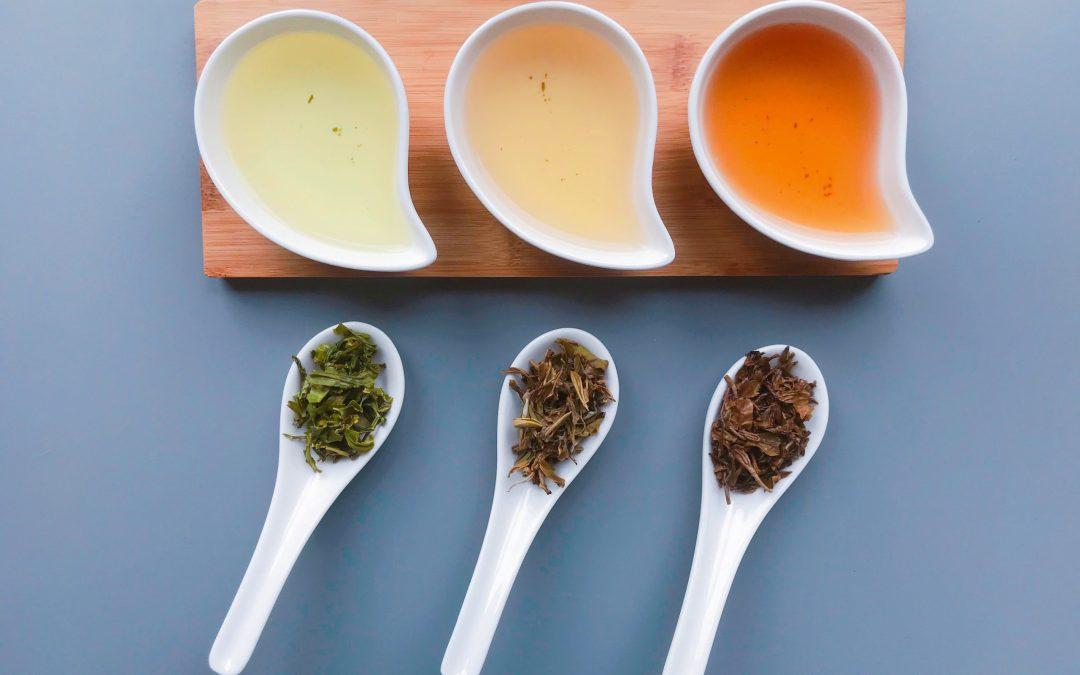 Du thés pour une bonne santé physique