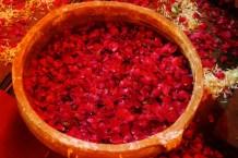 rose ceremony auspicious
