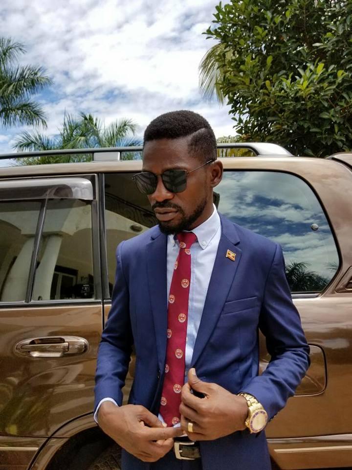 Bobi Wine is the richest in the region