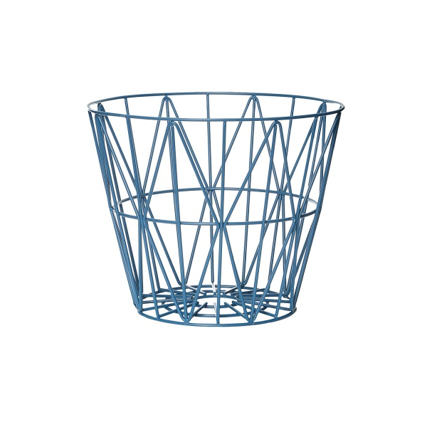 ferm living wire basket australia leo amp bella ferm living wire