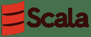 Scala Logo - from Wikipedia