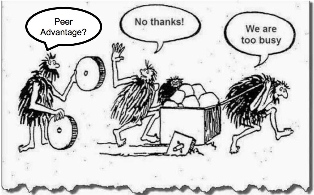 Peer Advantage – An Obvious Choice