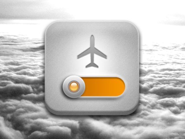 Don't Stay in Airplane Mode