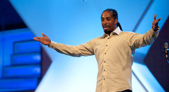 Sekou Andrews – Making the Whole Greater Than the Sum Of Our Smarts!