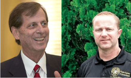 James Le Blanc & Perry Stagg on Peers and 2nd Chances