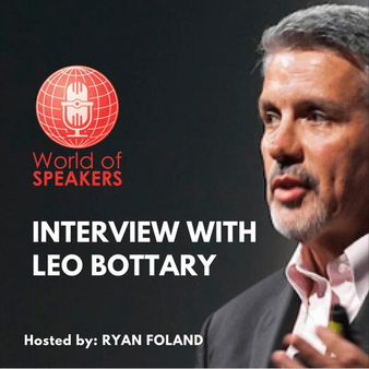 World of Speaker Series with Ryan Foland