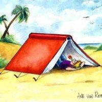 Lecturas de vacaciones: díme donde vas y te diré qué leer